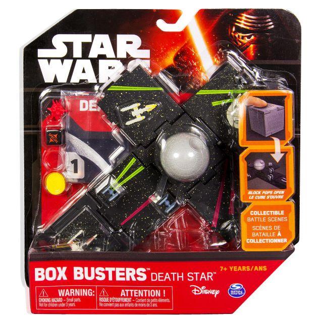 Joc Star Wars,actiune intr-un cub,set de joaca