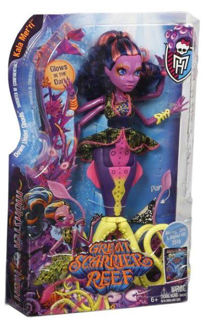 Papusa Monster High,marele recif,div.mod