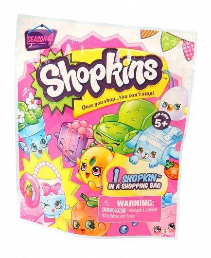 Figurina Shopkins,S4,in punga