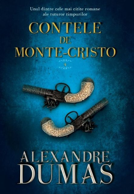 CONTELE DE MONTE-CRISTO. VOL 4