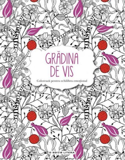 GRADINA DE VIS. CARTE DE COLORAT