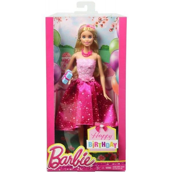 Papusa Barbie,zi de nastere
