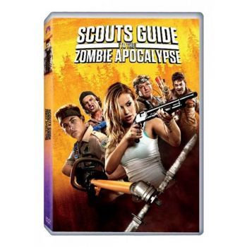 SCOUT'S GUIDE TO THE ZOMBIE...