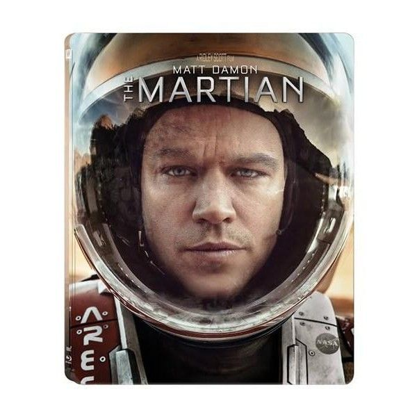 BD: MARTIAN, THE Combo (3D+2D) STEELBOOK