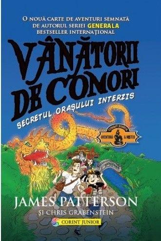 VANATORII DE COMORI VOL. 3 SECRETUL ORASULUI INTERZIS (TL)