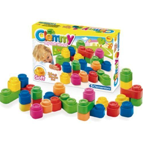 Set 24 cuburi,Clemmy