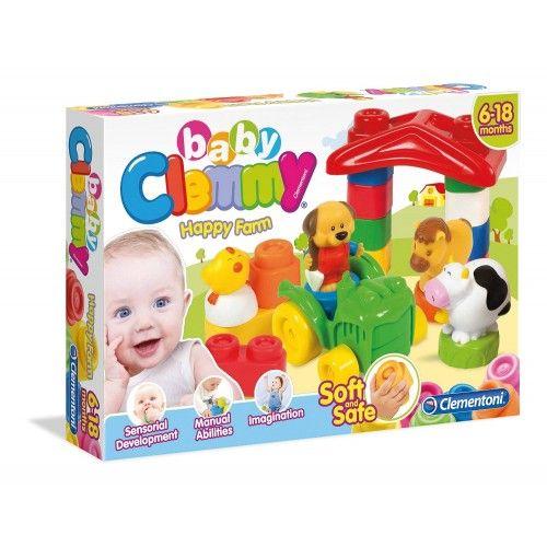 Ferma vesela cu cuburi,Clemmy