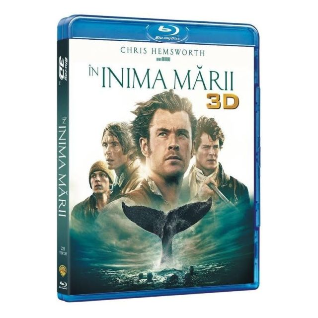 BD: IN THE HEART OF THE SEA - IN INIMA MARII 3D