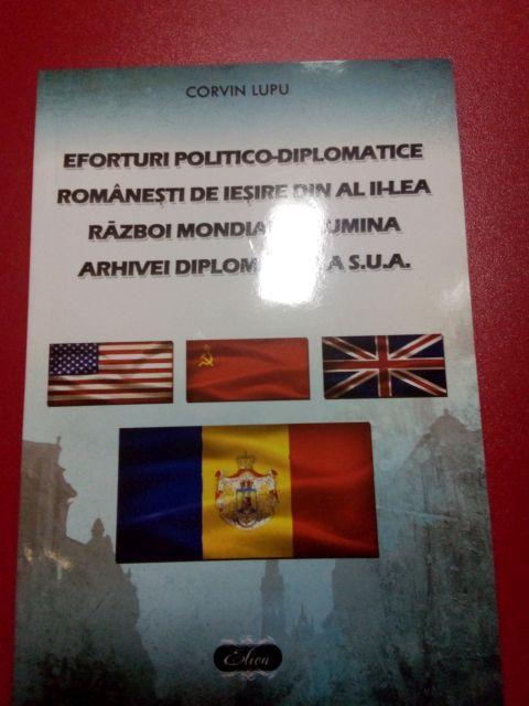 EFORTURI POLITICO-DIPLOMATICE ROMANESTI DE IESIRE DIN AL II-LEA RAZBOI MONDIAL