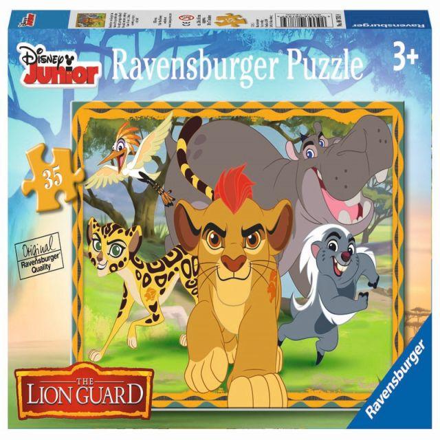 Puzzle Garda felina,35pcs
