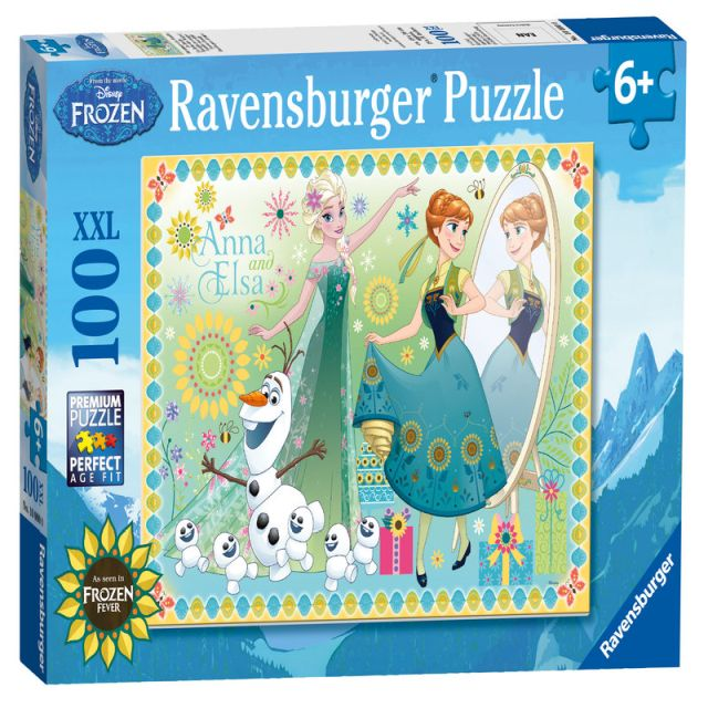 Puzzle Frozen,100pcs