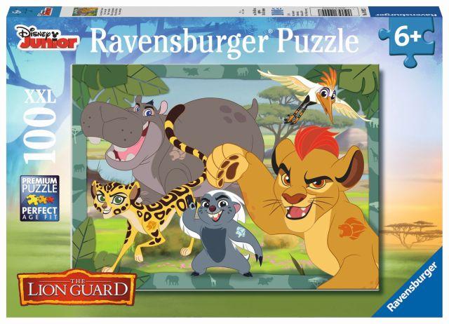 Puzzle Garda felina,100pcs