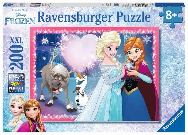 Puzzle Frozen,200pcs