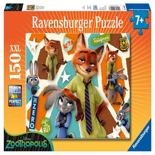 Puzzle Zootopia,150pcs