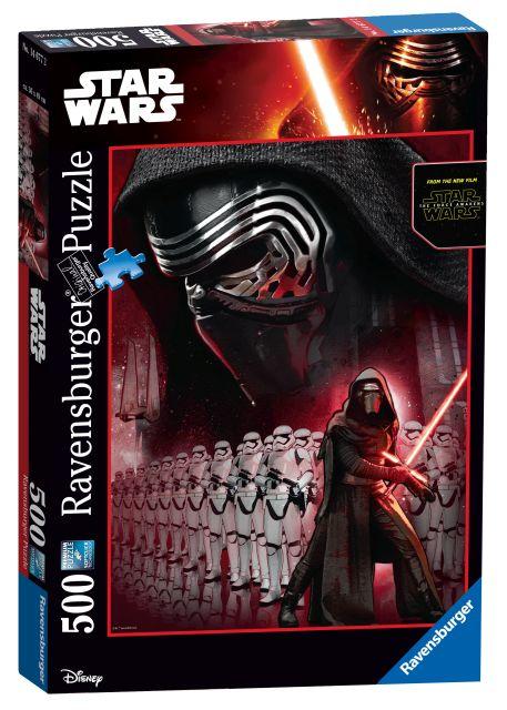 Puzzle star wars, ep. vii, 500 piese