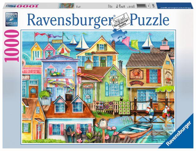 Puzzle debarcader, 1000 piese