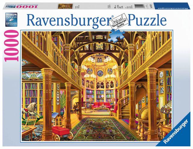 Puzzle lumea cuvintelor, 1000 piese