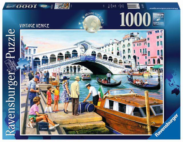 Puzzle venetia antica, 1000 piese