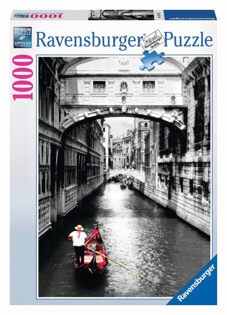 Puzzle marele canal, venetia, 1000 piese