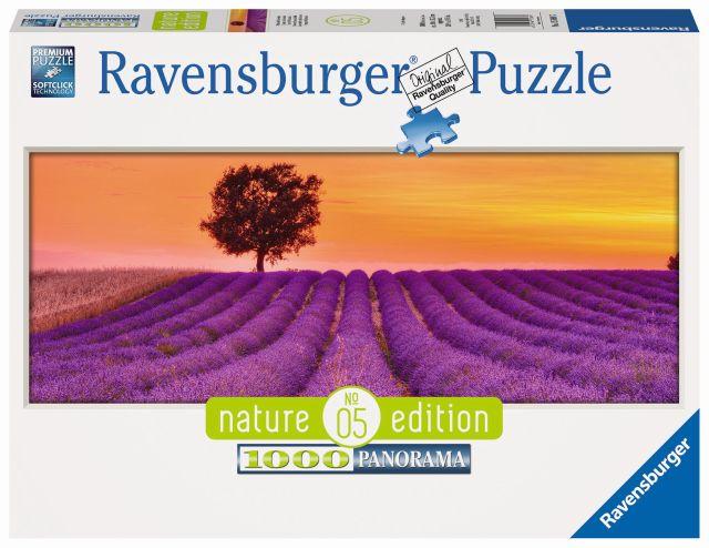 Puzzle camp de levantica, 1000 piese