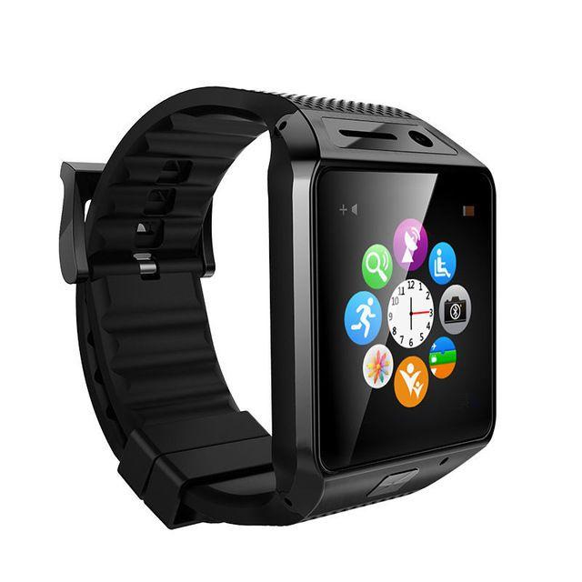 Ceas Smartwatch Poseidon - WIPS Negru