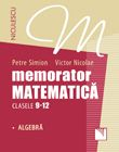 MEMORATOR MATEMATICA CL -12. ALGEBRA