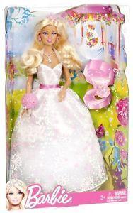 Papusa Barbie,Mireasa,DHC35