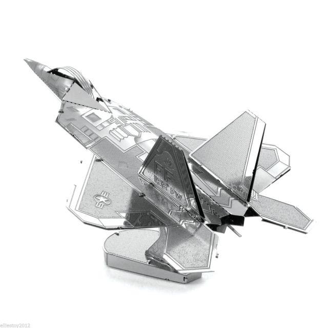 Avionul de lupta F-22 Raptor, Metal Earth