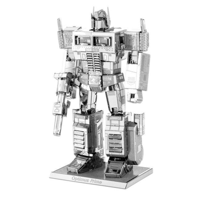 Transformers Optimus Prime, Metal Earth