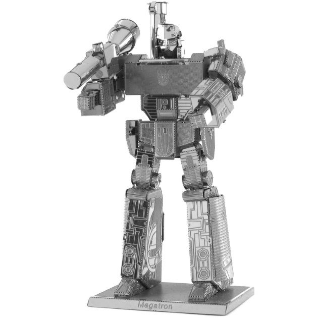 Transformers Megatron, Metal Earth