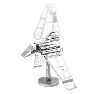 Star Wars Classic - Imperial Shuttle, Metal Earth