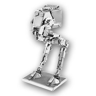 Star Wars Classic - AT-ST Walker, Metal Earth