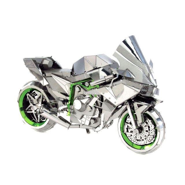 ICONX - Kawasaki Ninja, Metal Earth