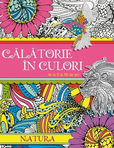 CALATORIE IN CULORI NATURA