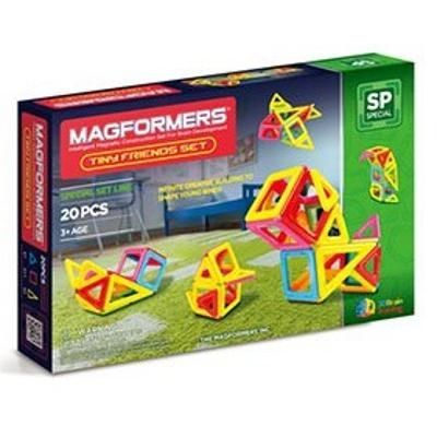 Magformers,set constructie,magnetic,20pcs,my first,animale