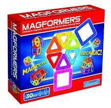 Magformers,set constructie,magnetic,30pcs,standard