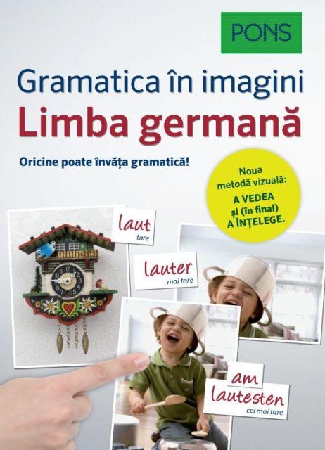 LIMBA GERMANA. GRAMATICA IN IMAGINI. PONS
