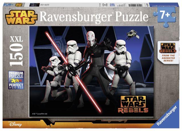 Puzzle Star Wars Rebels,150pcs
