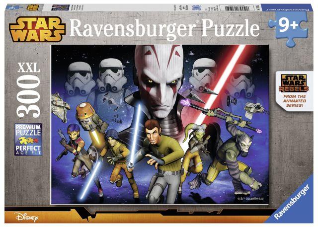 Puzzle Star Wars Rebels,300pcs