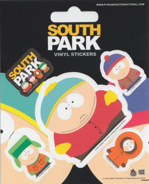 SET ABTIBILDURI 'SOUTH PARK'