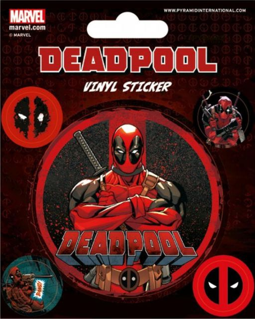 SET ABTIBILDURI 'DEADPOOL'