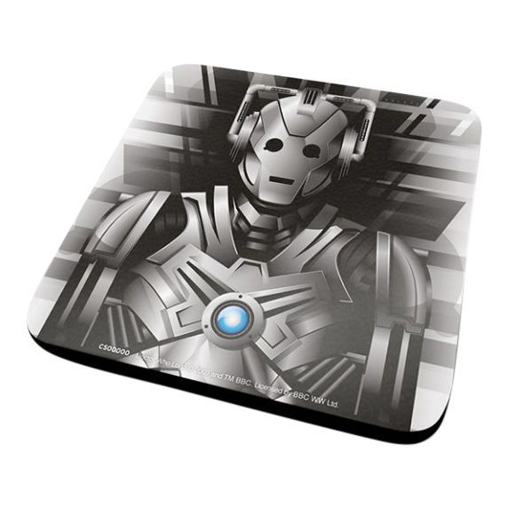 SUPORT PAHAR 'DOCTOR WHO (CYBERMAN)'