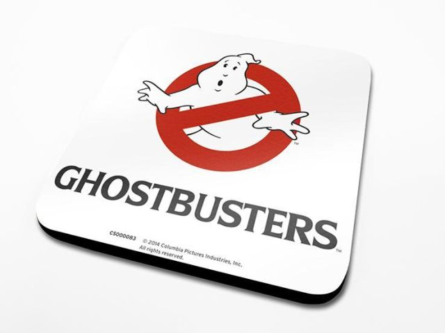 SUPORT PAHAR 'GHOSTBUSTERS (LOGO)'