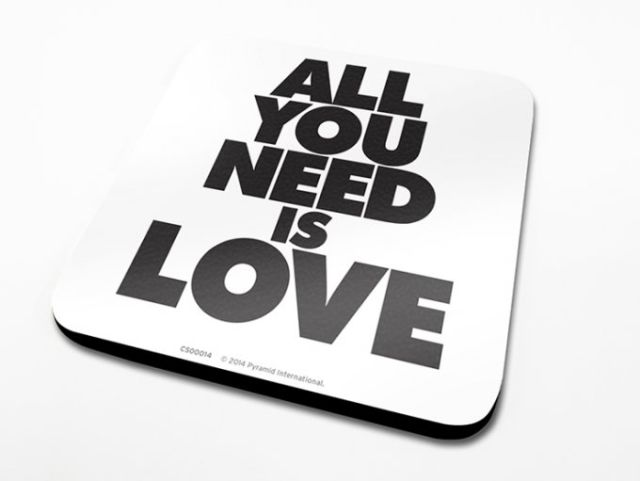 SUPORT PAHAR 'ALL YOU NEED IS...