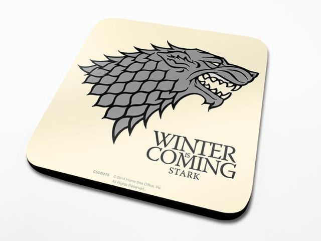 SUPORT PAHAR 'GAME OF THRONES (STARK)'