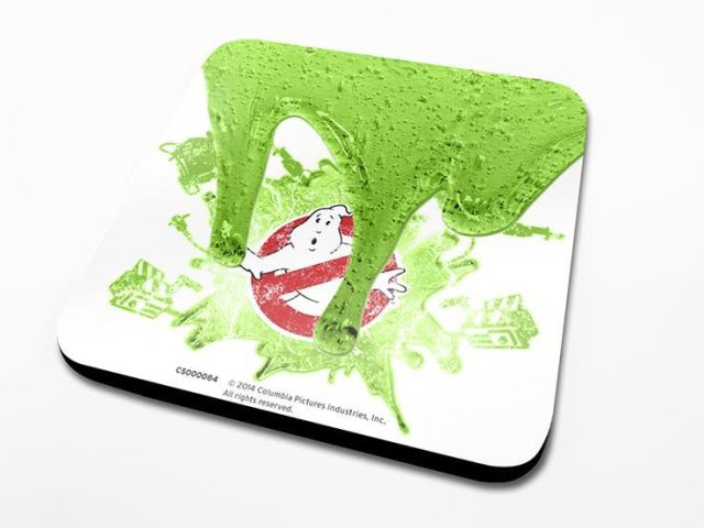 SUPORT PAHAR 'GHOSTBUSTERS (SLIME!)'
