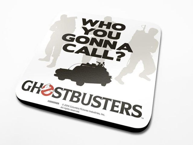 SUPORT PAHAR 'GHOSTBUSTERS (WHO YOU GONNA CALL?)'