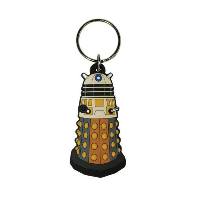 BRELOC SILICON 'DOCTOR WHO (DALEK FRONT)'