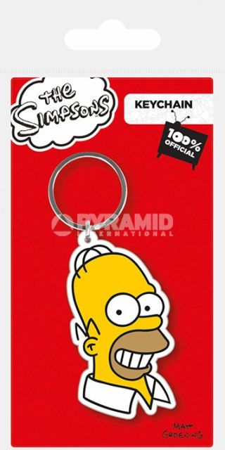 BRELOC SILICON 'THE SIMPSONS (HOMER)'