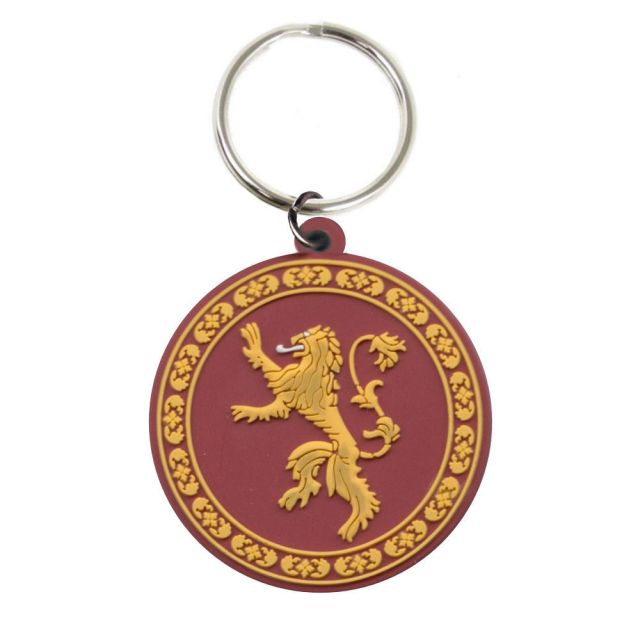 BRELOC SILICON 'GAME OF THRONES (LANNISTER)  '